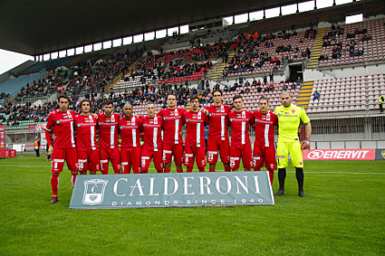 Calderoni Diamonds main partner del Monza Calcio