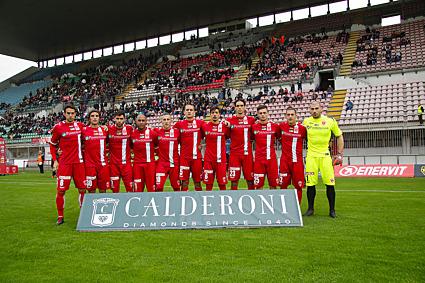 Calderoni Diamonds main partner del Monza Calcio